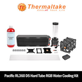 pacific-rl360-d5-hard-tube-rgb-water-cooling-kit