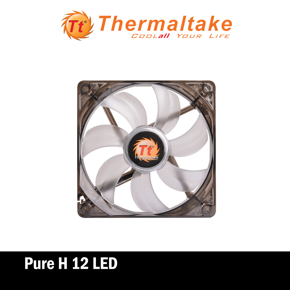 Thermaltake Pure H Led on 4 Pin M Fan Controller
