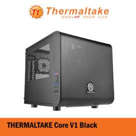 THERMALTAKE-Core-V1-Black
