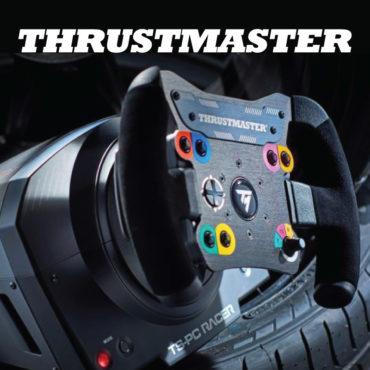 เปิดตัว Thrustmaster TS-PC Racer ฟิลลิ่งแรง ชัดเจน สมจริงกว่าเดิม ด้วย 40-watt brushless