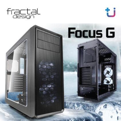 เปิดตัวเคสรุ่นใหม่ล่าสุด Focus G Series เคสของเล็ก ราคาประหยัด แต่ยังคงแน่นหนักที่ความหรูหราในสไตล์ที่ทันสมัย