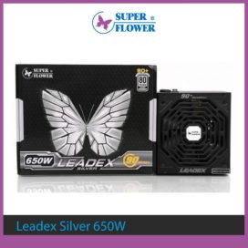SUPER FLOWER Leadex Silver 650W