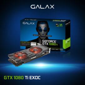 GALAX GTX 1080 Ti EXOC