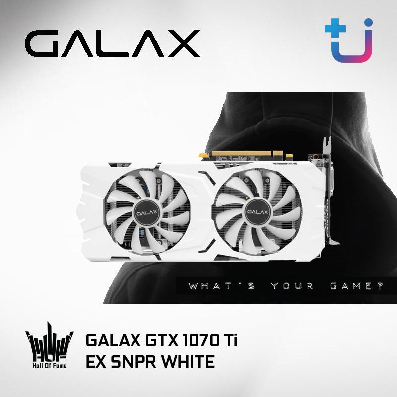 มาเเล้วการ์ดจอรุ่นใหม่ล่าสุดสุดแรง!!  GeForce GTX 1070Ti !!