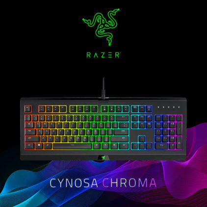 CYNOSA CHROMA ABSOLUTE GAMING. INFINITE LIGHTING มาถึงไทยแล้ว!!