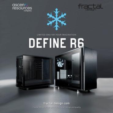 Fractal Design : Define R6 TG เคสสุดหรู ลูกเล่นเพียบมาถึงไทยแล้ว !!
