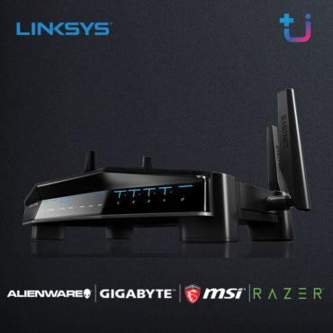 เปิดตัวสินค้าใหม่ที่จะตอบโจทย์ให้กับ Gamer ได้เป็นอย่างดี กับ Linksys WTR32X
