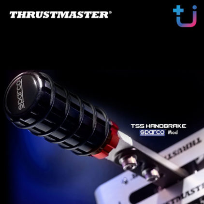 เบรคมือและเกียร์อย่างเทพ! THRUSTMASTER TSS Handbrake Sparco Mod