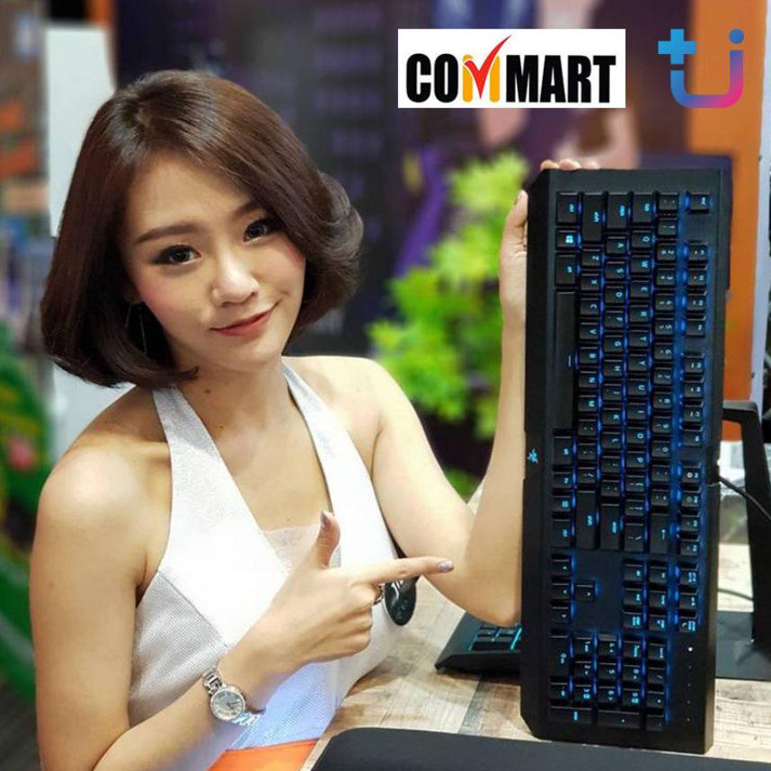 ไปลุยกันเถอะที่งาน Commart Connect 2018
