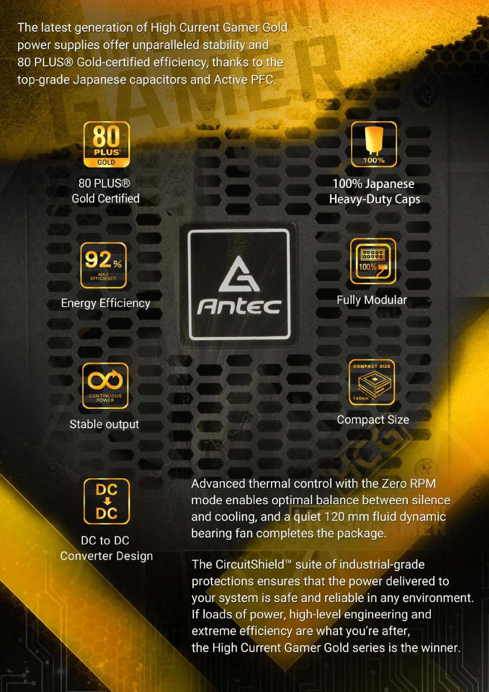 เมื่อ Antec กลับมาทวงบัลลังก์ Power Supply ในตลาด – ascenti