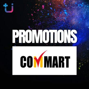 รวมโปร Commart JUNE 2018