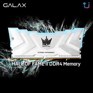 เข้าไทยแล้ว GALAX HALL OF FAME ll DDR4 MEMORY พลังที่รอคุณมาปลดปล่อย !!