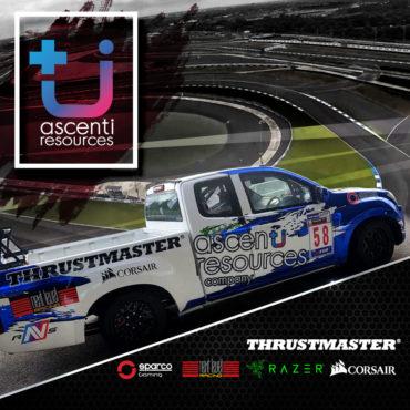 Ascenti จัดให้! เป็นสปอร์เซอร์ให้นักแข่งรถในรายการ Toyo Cosmis Racingcar Thailand