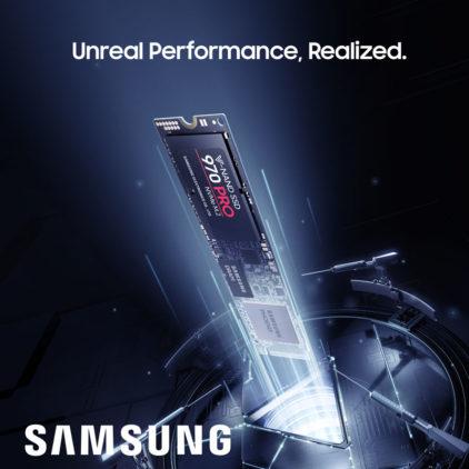เปิดตัว SSD Samsung ตระกูล 970 ให้ความเร็วในการเขียนได้เท่าที่คุณต้องการ