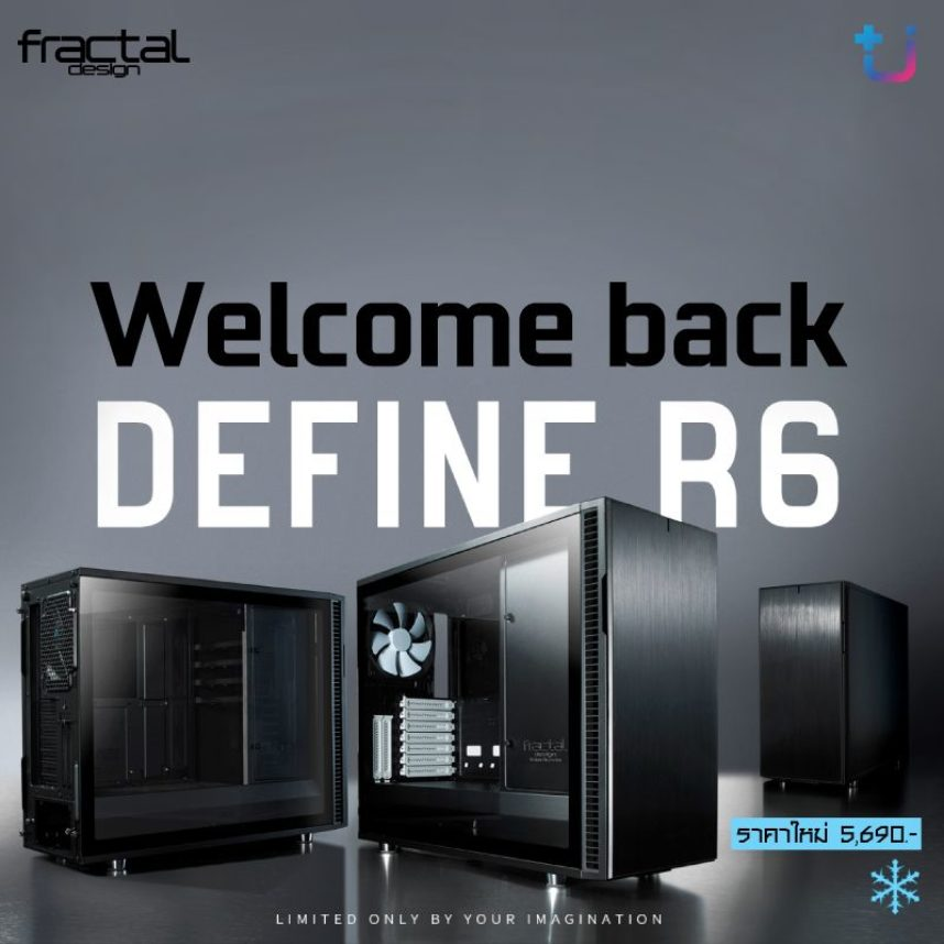 Welcome back Define R6