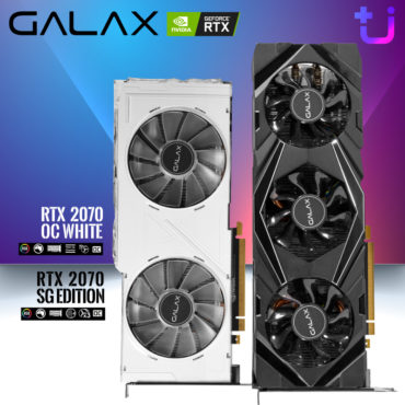 GALAX GeForce RTX 2070 + Overclock มาพร้อม เข้าไทยแล้ว