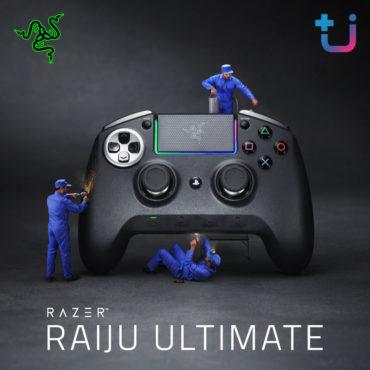 Razer Raiju Ultimate สุดยอดจอยคอนโทลเลอร์สาย Custom สำหรับแฟน PS4