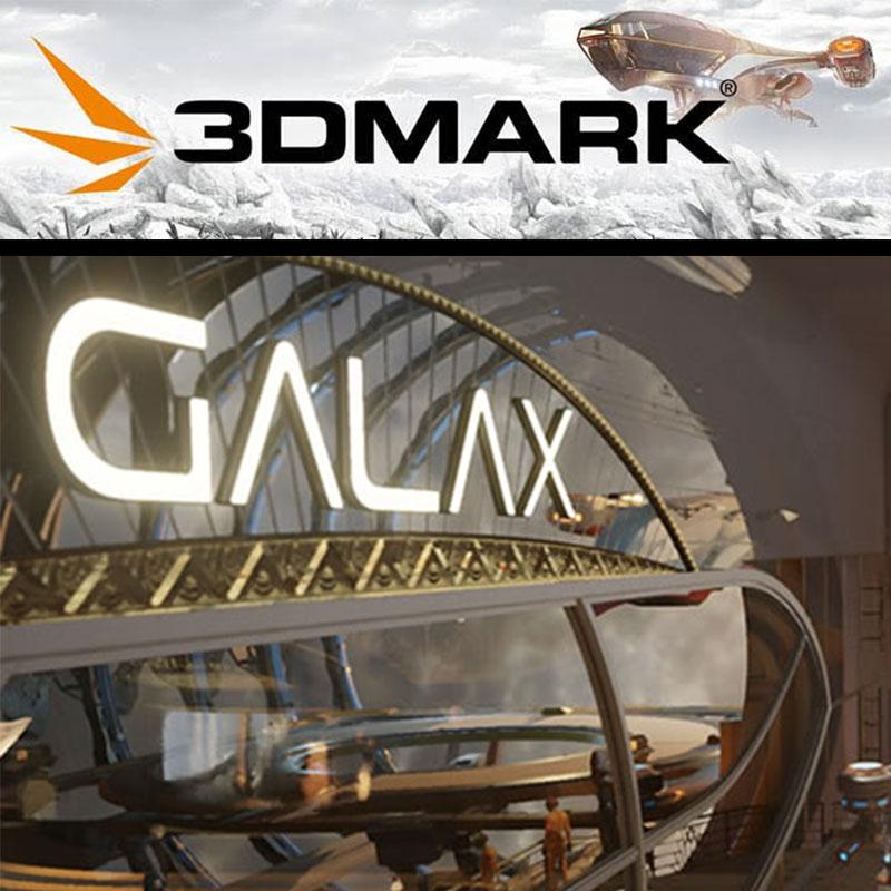 GALAX ร่วมเป็นสปอนเซอร์พิเศษให้กับ 3DMark ในโหมดทดสอบ Ray Tracing