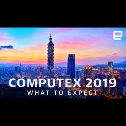 บรรยากาศในงาน Computex 2019 ปีนี้มาอะไรบ้างมาชมกันเลย