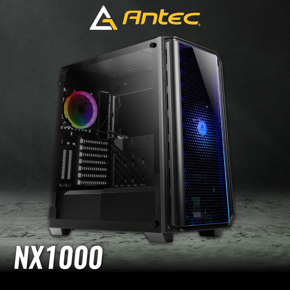 Antec เปิดตัวเคสตัวท็อป !! Antec NX1000 เคสสำหรับเกมเมอร์ อัดแน่นคุณภาพ คุ้มจัดระดับโปร!