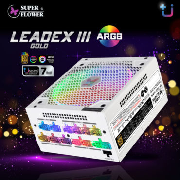 มาแล้วว!!!Super Flower LEADEX III ARGB GOLD