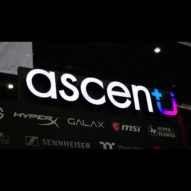 บรรยากาศและโปรโมชั่นในงาน Commart Work 2019บู๊ท Ascenti x Commart